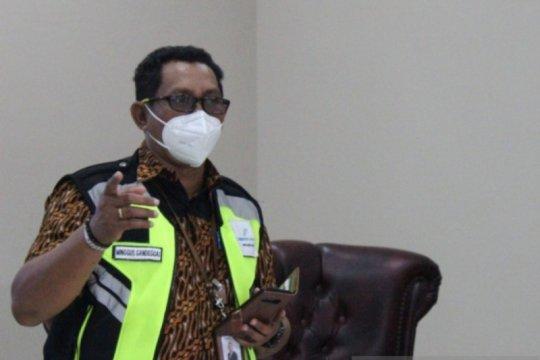 Ekspor komoditi ke Jepang makin marak melalui Bandara Sam Ratulangi