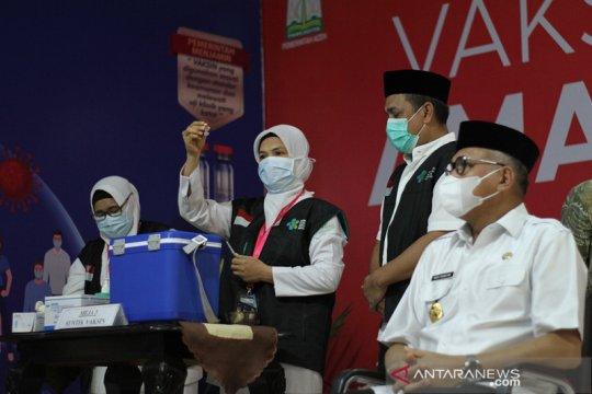 1.014 vaksinator disiapkan guna sukseskan vaksinasi COVID-19 di Aceh