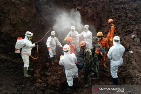 BIG: Pemukiman dibangun di area rawan longsor Desa Sihanjuang Sumedang