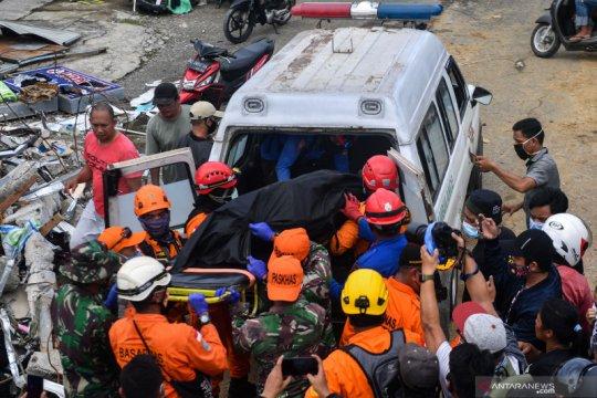 BNPB: Korban gempa Sulbar bertambah menjadi 56 orang