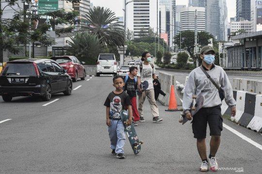 Kemarin, alasan Jakarta tertinggi COVID-19 hingga aksi eksibisionis