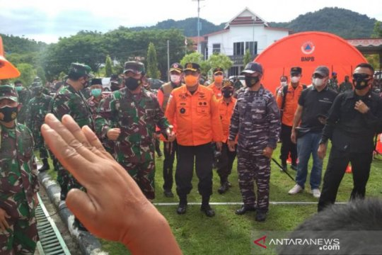 Panglima TNI minta distribusi logistik korban gempa dikawal ketat