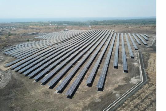 Kementerian ESDM akan bangun taman panel surya di Indonesia timur