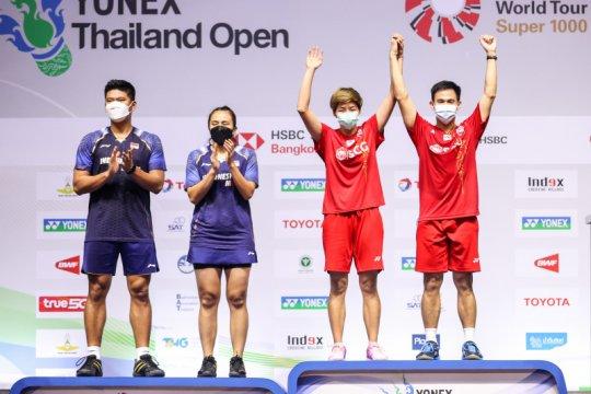 Gagal juara di Thailand Open, Praveen/Melati koreksi diri