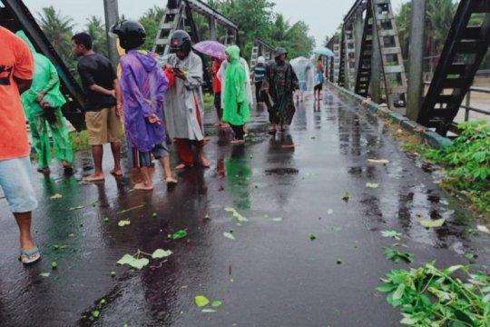 BMKG: Sulawesi Selatan berpotensi hujan lebat dan angin kencang
