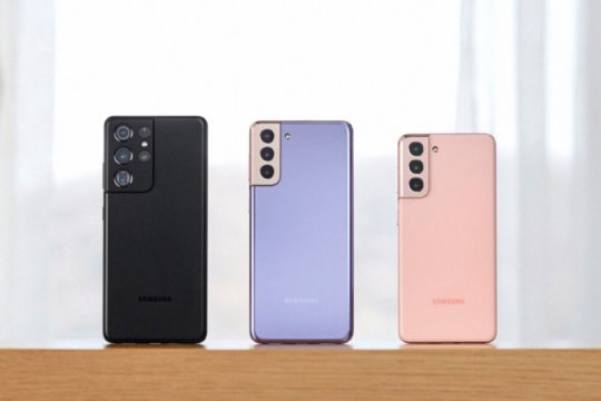 Samsung andalkan Galaxy S21 dongkrak penjualan ponsel