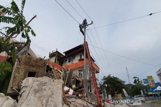 Pasca gempa, PLN berhasil pulihkan aliran listrik di RSUD Mamuju