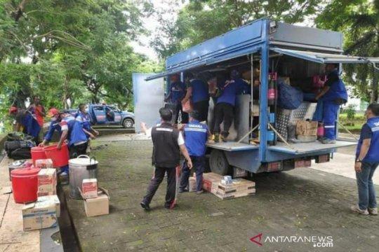 Sulawesi Tengah siapkan makanan bagi 1.200 korban gempa Sulawesi Barat