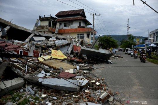 Pascagempa bumi di Sulawesi Barat