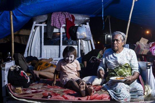 Kasatgas: Pastikan pengungsi gempa Sulbar tidak terpapar COVID-19