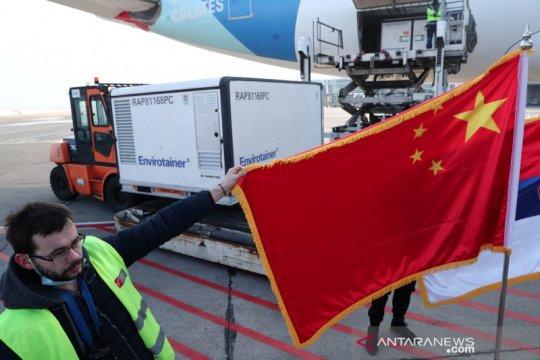 Produsen vaksin China mendaftar skema fasilitas global COVAX