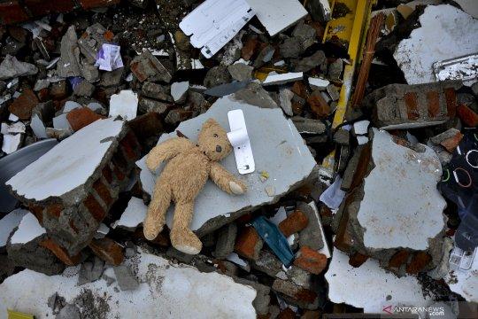 Korban gempa Mamuju harap penggantian rumah yang rusak terealisasi