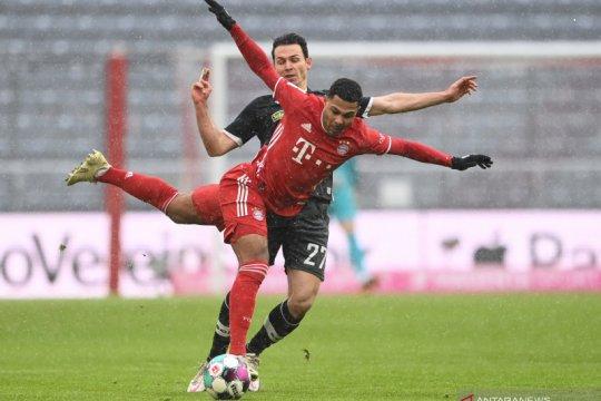Klasemen Liga Jerman: Bayern manfaatkan pesaingnya yang tergelincir