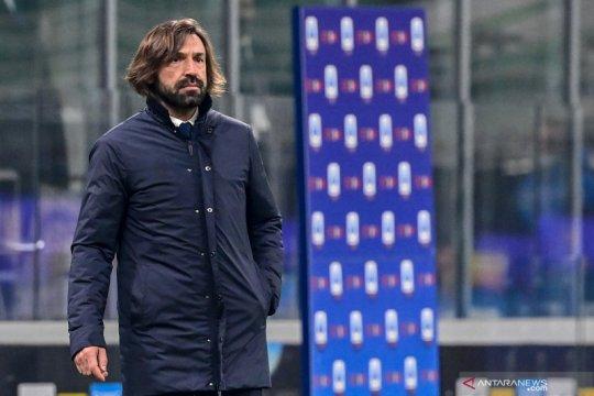 Pirlo akui Juventus tampil buruk saat dipecundangi Inter Milan