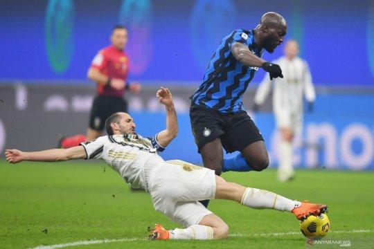 Giorgio Chiellini: Inter Milan kalahkan Juventus di setiap area