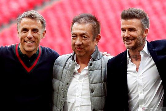 Tinggalkan timnas putri Inggris, Phil Neville akan latih klub Beckham