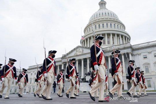 Jelang pelantikan presiden, FBI periksa 25.000 anggota Garda Nasional