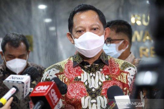 Tito Karnavian ajak Listyo Sigit kerja sama kawal sidang Pilkada di MK
