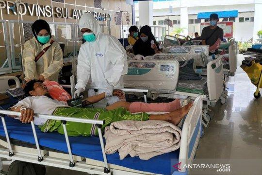 Kemenkes: Penanganan korban gempa terapkan protokol kesehatan ketat