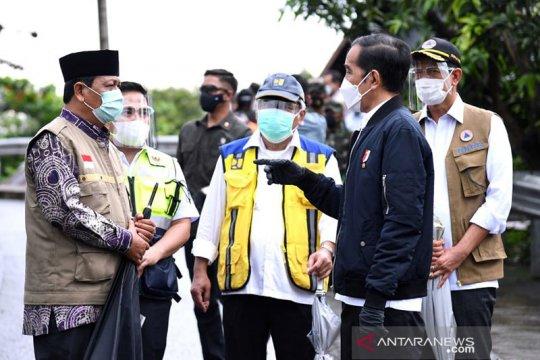 Politik kemarin, Presiden ke Banjar hingga Airlangga donor konvalesen