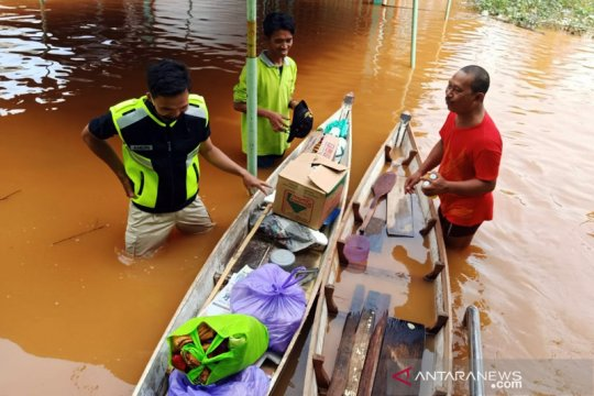 PP Kagama salurkan bantuan korban bencana Sulbar, Kalsel, dan Jabar