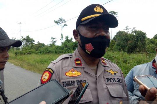 4 Pos TNI-Polri telah dibangun di Banti Tembagapura
