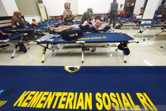 629 pengungsi korban gempa Sulbar tiba di Makassar