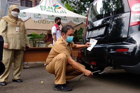 Sudin LH Jaksel kembali sediakan layanan uji emisi gratis