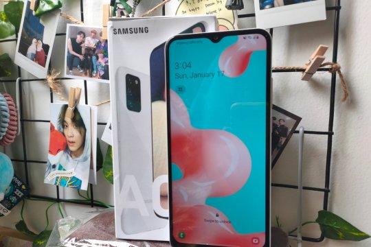 """Review - Mengulik ketahanan ponsel """"entry level"""" Samsung Galaxy A02s"""