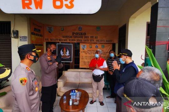 Kampung Tangguh Jaya nihilkan COVID-19 di tujuh wilayah di Jakbar