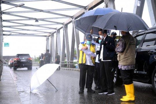 Presiden minta kebutuhan logistik pengungsi banjir Kalsel tercukupi