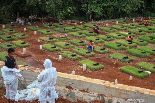 Pasien COVID-19 meninggal di Sumut bertambah 4, jadi 715 orang