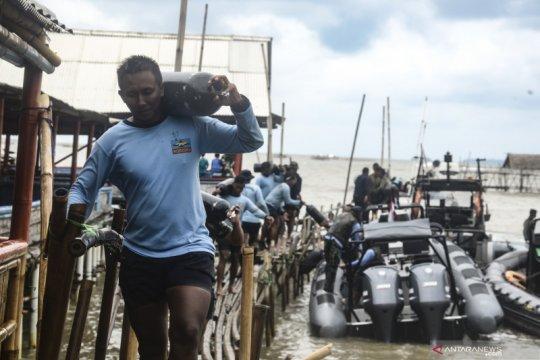 Basarnas fokuskan pencarian CVR Sriwijaya Air ke bawah air