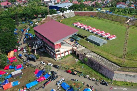 Dompet Dhuafa buka lima pos pelayanan pengungsi di Sulawesi Barat