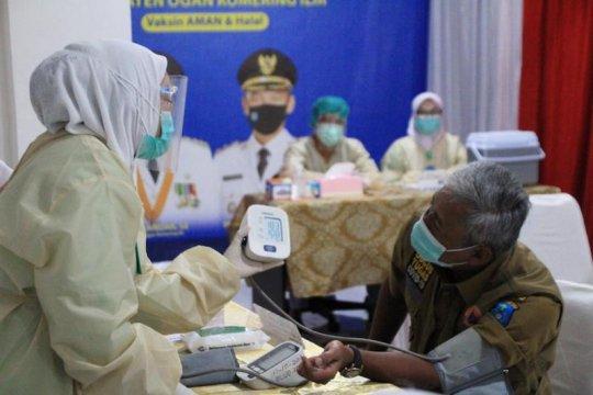 Gagal divaksin, Bupati OKI Sumatera Selatan kecewa