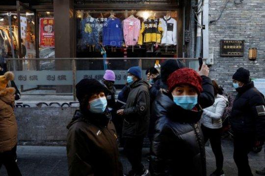 China alami kenaikan kasus COVID meski terapkan pembatasan
