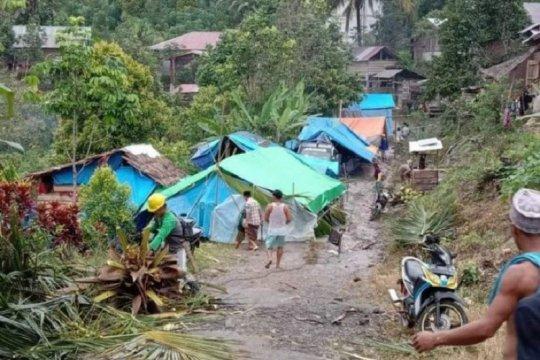Enam desa di Ulumanda Majene terisolir