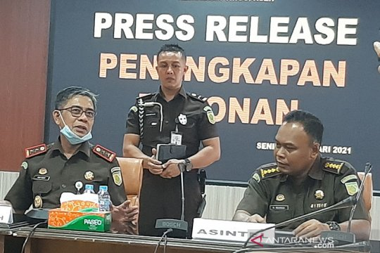Tim Tabur Kejati Aceh tangkap dua buronan sejak tiga tahun silam
