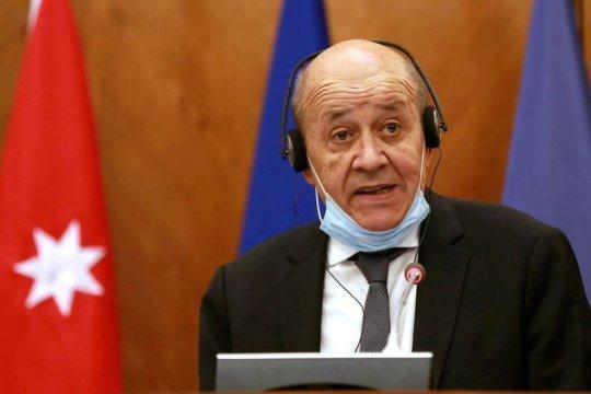 Prancis inginkan penangguhan perselisihan perdagangan AS-Eropa