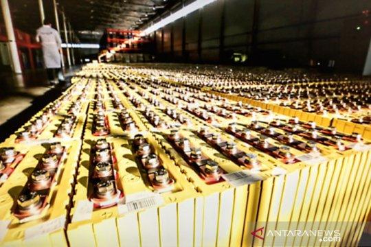 Ekspor baterai isi ulang Korea Selatan meningkat dalam lima tahun