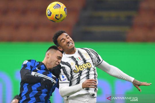 Liga Italia: Inter Milan bekuk Juventus 2-0