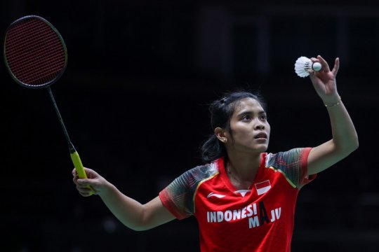 Gregoria siap hadapi unggulan pertama Thailand Open II