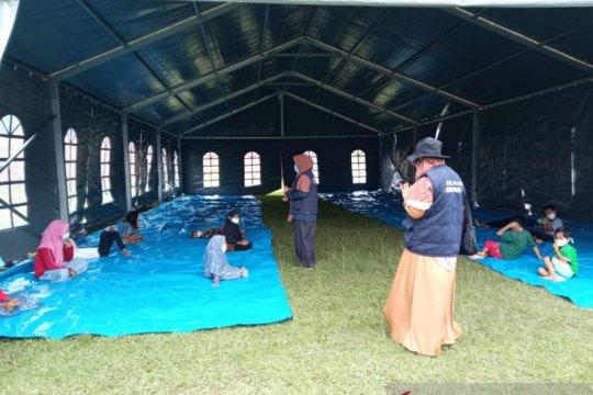 KPPPA bangun posko dan tenda ramah anak-perempuan di Sulbar