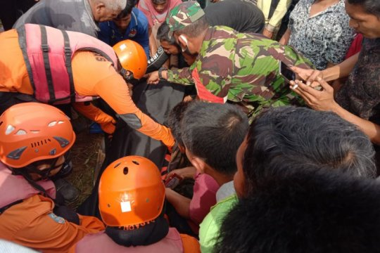 Korban diterkam buaya di Pasaman Barat ditemukan meninggal dunia