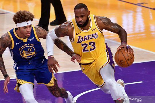 LeBron dan Durant ditunjuk jadi kapten All-Star Game NBA