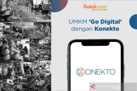 "Ralali rilis ""Konekto"" untuk dukung UMKM ""go digital"""
