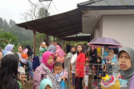 Puncak Bogor dilanda banjir bandang, 474 warga berhasil dievakuasi