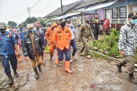 Wabup Bogor ungkap penyebab banjir bandang di Puncak
