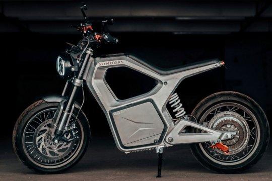 Metacycle Sondors motor listrik dengan harga Rp70 jutaan