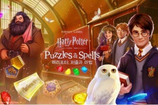 Zynga luncurkan Harry Potter: Puzzles & Spells di Korea Selatan